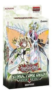 Yu-gi-oh! Card Game - Deck Estrutural - Rokket Revolt