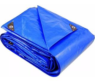 Lona Azul 6.1m X 6.1m Wf6023 Wolfox