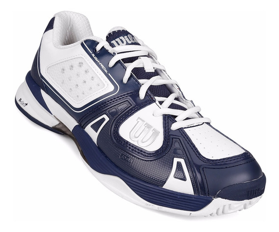 Zapatillas Tenis Padel Wilson Rush Pro Hombre Baires Deportes Distrib Oficial Local En Oeste Gran Bs As