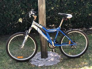 Bicicleta Aurora Sayen 24sx / 18 Cambios