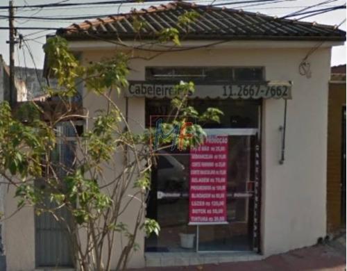 Imagem 1 de 5 de Ref: 10.807 Ótimo Terreno Com 180 M², Duas Casas Antigas + Salão , 1 Vaga De Garagem No Bairro Vila Prudente. Ótima Localização. Alugados. - 10807