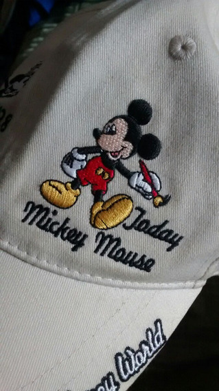 Gorra Original Walt Disney Importada Ee.uu.