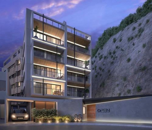 Apartamento À Venda No Bairro Laranjeiras - Rio De Janeiro/rj - O-5042-12564