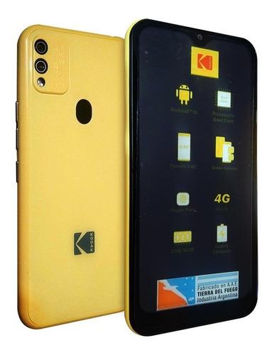 Imagen 1 de 1 de Kodak Smartway L2 Dual SIM 16 GB amarillo 2 GB RAM