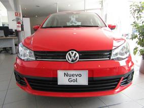 Volkswagen Gol 1.6 Trendline Mt 4 P 2018