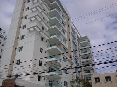 Se Alquila Apartamento C/linea Blanca 2hab En Bella Vista