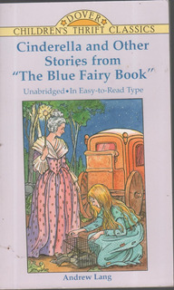 Cinderella And Other Stories From The Blue Fairy Book-ingles