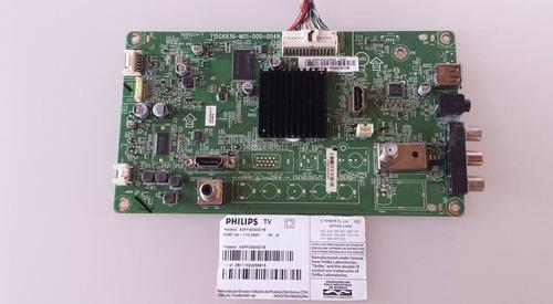 43pfg5000/78 Placa Principal Tv Philips 43
