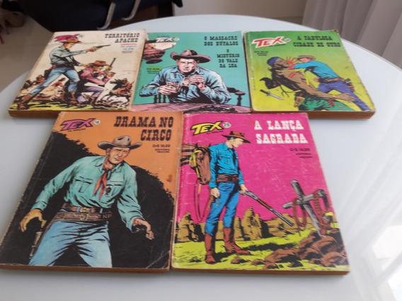 Tex Lote Com 10 Revistas Segunda Edição