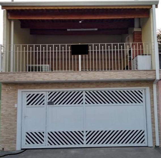 Sobrado Em Pestana, Osasco/sp De 260m² 3 Quartos À Venda Por R$ 450.000,00 - So308812