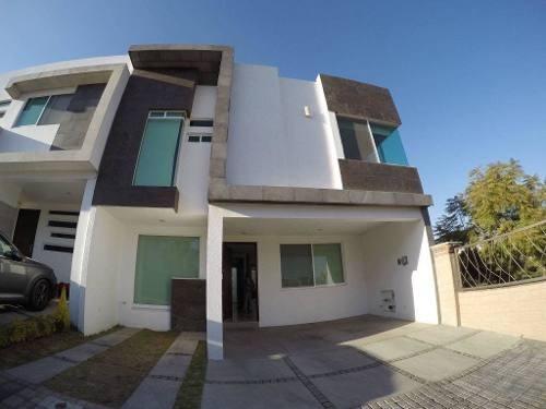 Casa En Renta Gran Boulevard Lomas, Lomas De Angelopolis