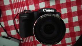 Camera Canon Powershot Sx510hs Wifi Semiprofissional