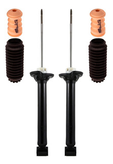 Kit 2 Amortiguador Trasero Corven Vw Gol Power