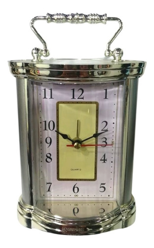 Reloj Despertado Clasico Full  Ref Czb0466