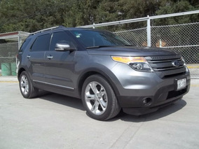 Camioneta Ford Explorer Limited, Mod. 2014