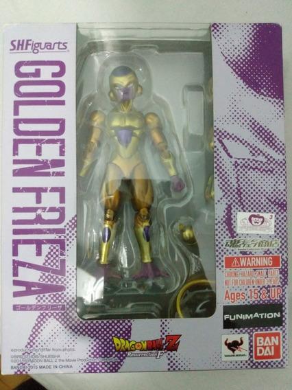 Golden Freeza S.h Figuarts