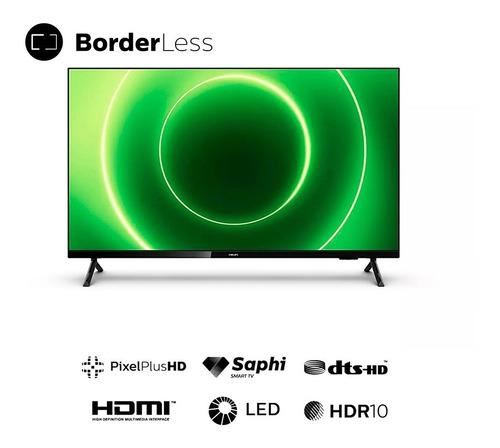 Imagen 1 de 5 de Televisor Philips Smart Tv 32  Led Hd  32phd6825