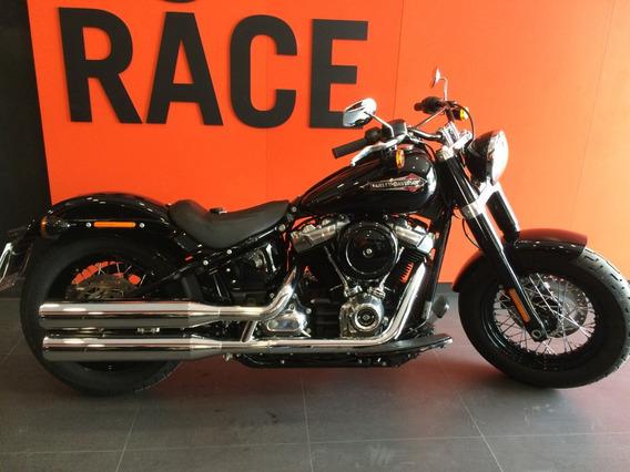 Harley Davidson - Softail Slim - Preta