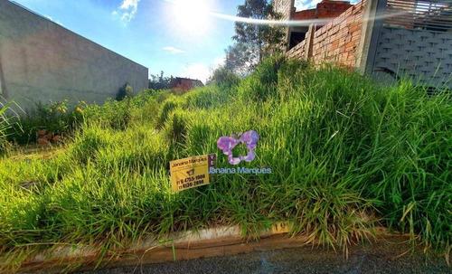 Terreno À Venda, 150 M² Por R$ 95.000,00 - Jardim Bela Vista - Araçariguama/sp - Te0609