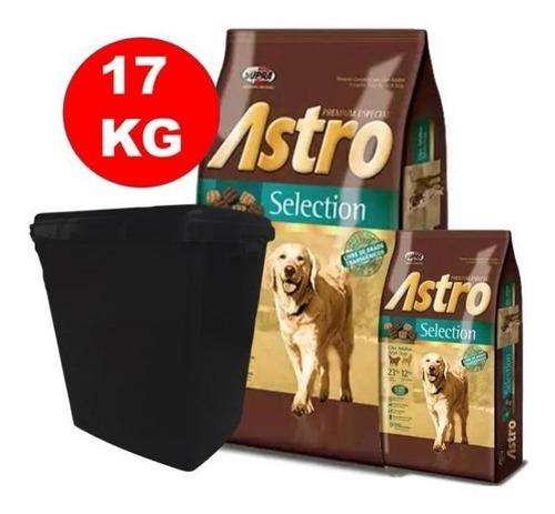 Imagen 1 de 2 de Astro Selection Adulto 15+2kg+contenedor