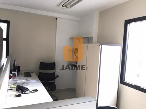 Conj. Comercial Para Locação No Bairro Perdizes Em São Paulo - Cod: Ja11954 - Ja11954