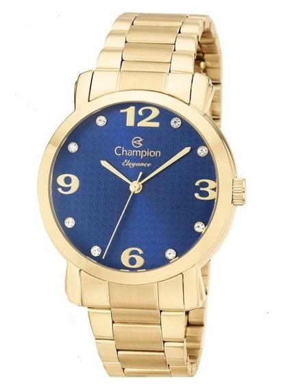Relógio Champion Feminino Cn26279y + Nf