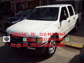Isuzu Pick-up 4x2 Doble Cabina-motor 3.1 T/diesel.. Dincar