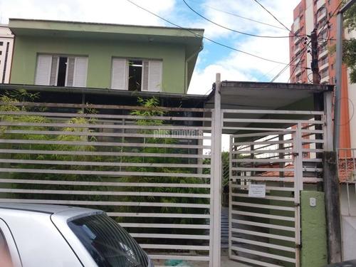 Imagem 1 de 9 de Sobrado Para Locação No Bairro Vila Monte Alegre Em São Paulo - Cod: Mi129955 - Mi129955