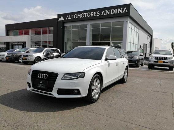 Audi A4 Luxury Automatica Sec 2012 1.8 Fwd 988