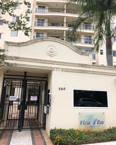 Apartamento Totalmente Mobiliado No Jardim Bonfiglioli!!! Ideal Para Executivos, Pessoas De Outras Cidades E Profissionais Transferidos Para A Região - Ap02853 - 34778214