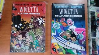 Libro Comic Wigetta Willyrex Y Vegetta777 Video Juego Manga