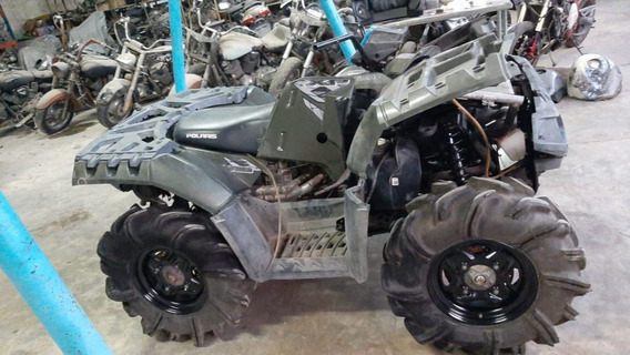 Cuatrimoto 2016 Polaris Xp850 Sportsman High Lifter Partes