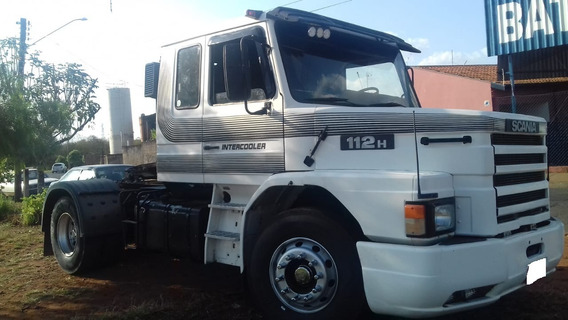 Caminhão Scania 112 1985/batatais Caminhões