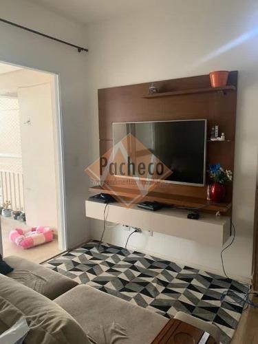 Imagem 1 de 15 de Apartamento Guarulhos 2 Dormitórios, 1 Suíte, 1 Vaga, 60 M² R$ 395.000.00 - 2758