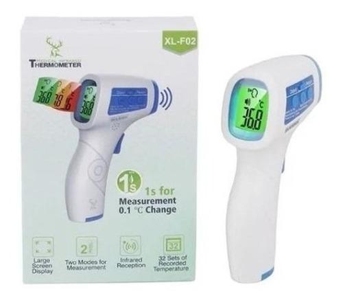 Termómetro Digital Bebe Niños Medicion Rapida Visor - Fiebre