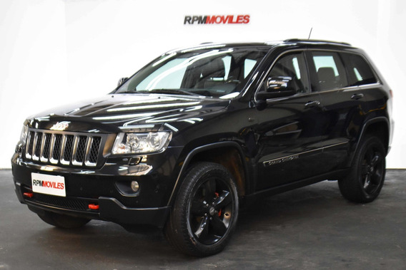 Jeep Grand Cherokee Overland 3.6 4x4 At Lv 2013 Rpm Moviles