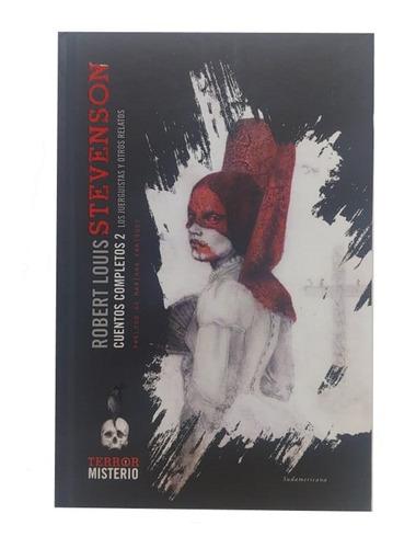 Imagen 1 de 10 de Coleccion Terror Y Misterio La Nacion Nº 12 Cuentos Completo