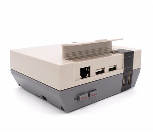 Nespi Case Retroflag Original Raspberry Pi 3, 2 E B+