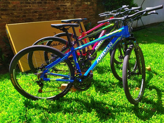 Bicicletas Nuevas Okm Rodado 29 Cuadro Aluminio
