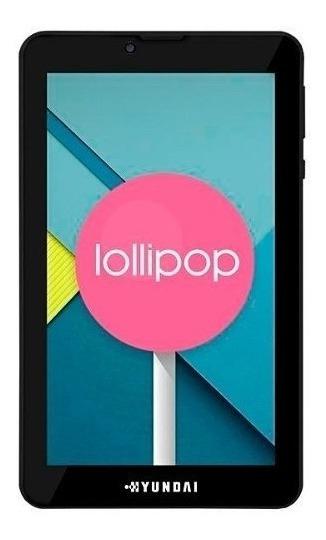 Tablet Função Celular Hyundai Dual Sim 4g 8gb 7 Android 5.1