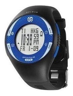 Sóleo - Reloj Gps - Negro Azul