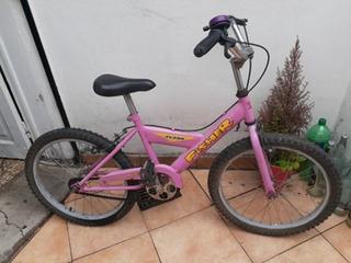 Bicicleta Fisher Rodado 20 (usada)
