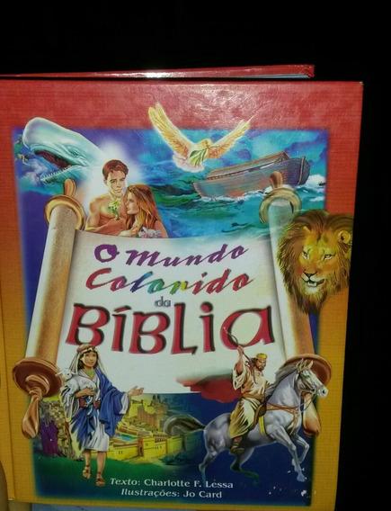 O Mundo Colorido Da Biblia
