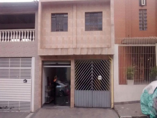 Sobrado Residencial À Venda No Parque Santo Antonio. - So0185 - 34649661