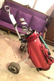 Juego De Palos De Golf Executive Spalding Elfiruleteantigued