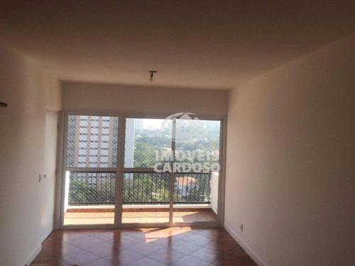 Imagem 1 de 18 de Apartamento Com 2 Dormitórios À Venda, 72 M² Por R$ 715.000 - Vila Madalena - São Paulo/sp - Ap18896
