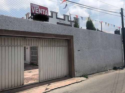 Vendo Casa A Media Cuadra De Colón, Col Moderna De La Cruz. Toluca Edo Mex