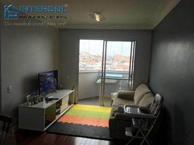 Apartamento Para Venda, 3 Dormitórios, Vila Constancia - São Paulo - 18846