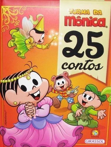 Turma Da Mônica - 25 Contos