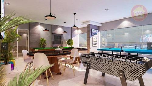 Apartamento À Venda, 45 M² Por R$ 172.800,00 - Planalto Bela Vista - São Vicente/sp - Ap4249